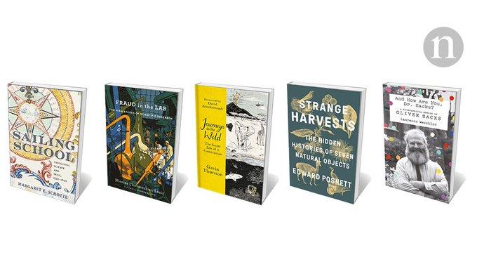 Nature 5 Books in Brief